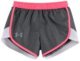 Under Armour Girls' Toddler UA Checkpoint Fast Lane Shorts