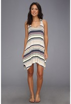 Lucky Brand Neutral Territory Dress Cover-Up