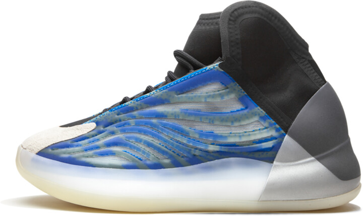 Adidas Yeezy QNTM 'Frozen Blue' Shoes - Size 5