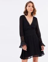 Sass Seraya Lace Detail Dress