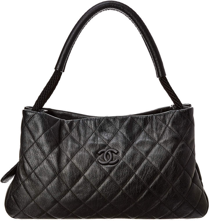 aac528c6ae82f7 Chanel Soft Leather Quilted Bag - Best Quilt Grafimage.co