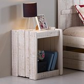 Tree House Night Stand Rustic Sand