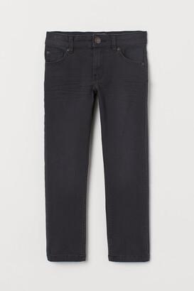 H&M Slim-fit Twill Pants