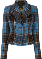 Vivienne Westwood checked jacket