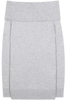 Alexander Wang Wool And Cashmere Off-the-shoulder Sweater