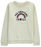 Hundred Pieces The Awesome Family Girl Sweatshirt