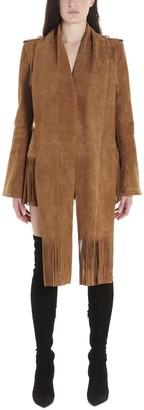 Balmain Fringed Jacket