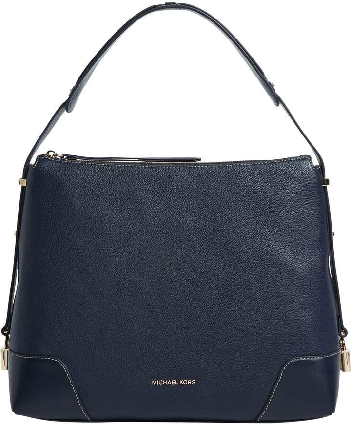 524300591062 Michael Kors Navy Bag - ShopStyle