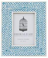 Shiraleah Boheme Chain Inlay 4x6 Frame
