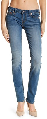 True Religion Big T Straight Leg Jeans