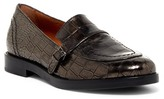 Geox Promethea Croc Embossed Loafer