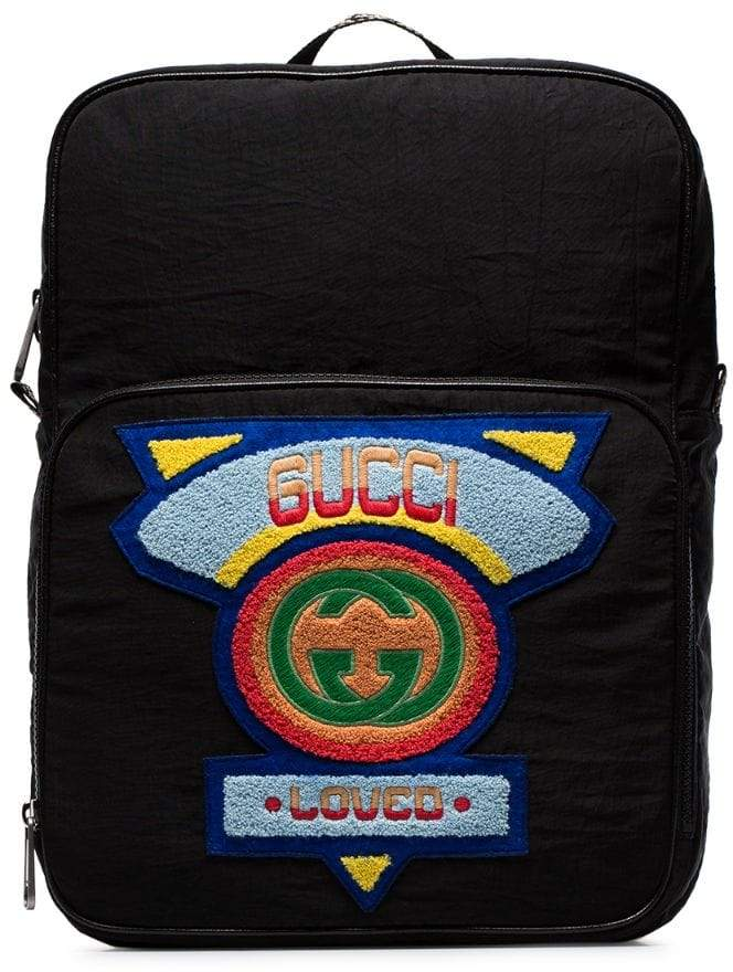 fc11476e448129 Gucci Nylon Bag Men - ShopStyle