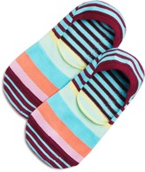Happy Socks Chunky Stripe Liner Socks