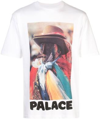 Palace Stoggie-print T-shirt