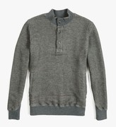 Sol Angeles Roma Snap Henley Pullover