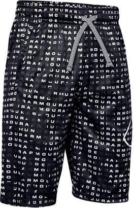 Under Armour Boy Renegade 2.0 Printed Shorts