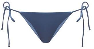 Matteau - The String Bikini Briefs - Womens - Blue