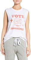The Laundry Room No Mornings Muscle Tank