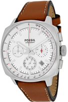 Fossil Haywood Collection CH2985 Men's Stainless Steel Analog Watch