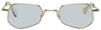 Grey Ant Gold Brille Sunglasses