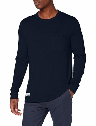 ONLY & SONS Men's Onscost 12 Pocket Crew Neck Knit Sweater