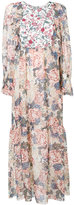See by Chloe floral maxi dress - women - Silk/Viscose - 36