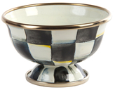 Mackenzie Childs Courtly Check Little Sugar Bowl