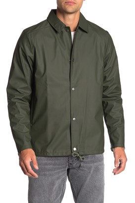 Rains Coach Waterproof Jacket