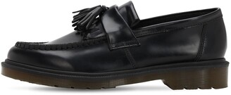 Dr. Martens Adrian Polished Smooth Leather Loafers