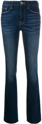 Frame Le Mini bootleg jeans
