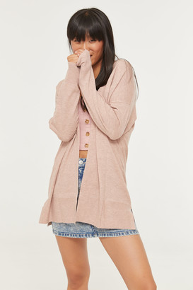 Ardene Eco-Conscious Recycled Fabric Cardigan