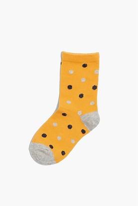 Country Road Multi Spot Sock