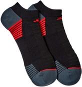 adidas Superlite Compression No Show Socks - Pack of 2 (Men)