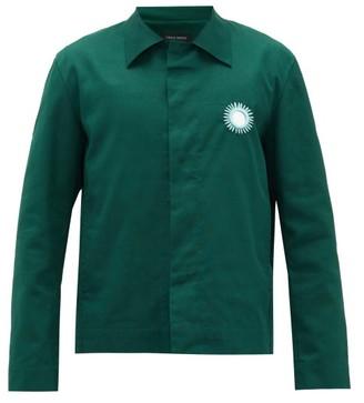 Craig Green Mirrorwork Canvas Jacket - Mens - Green