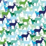 Animal Patterns Collection Deer Wall Art