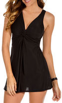 Miraclesuit Marais Twisted-Front Babydoll