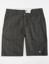 Dickies Shadow Plaid Mens Shorts