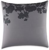 """Vera Wang Flower Decorative Pillow, 20"""" x 20"""""""