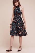 Elliatt Leopard Graphic Dress
