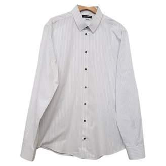 Dolce & Gabbana White Cotton Shirts