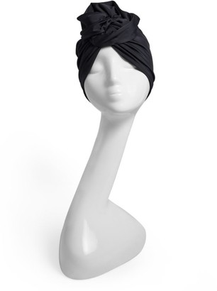 Nerida Fraiman Rose Swim Turban