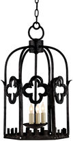 Visual Comfort & Co. Baltic Lantern, Aged Iron