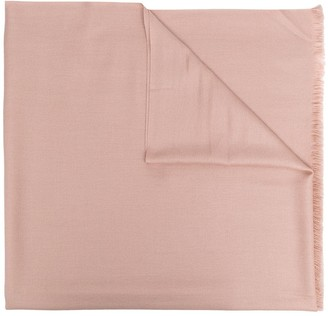 N.Peal Lightweight Cashmere Scarf