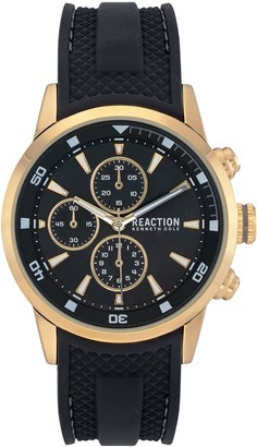 Kenneth Cole Reaction Men's Silicone Strap Watch