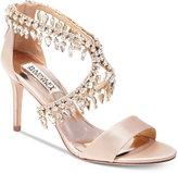 Badgley Mischka Grammy Evening Sandals