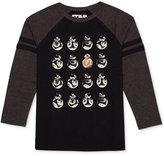 Star Wars Bb-8-Print T-Shirt, Little Boys (4-7)