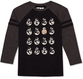 Star Wars Bb-8-Print T-Shirt, Toddler & Little Boys (2T-7)