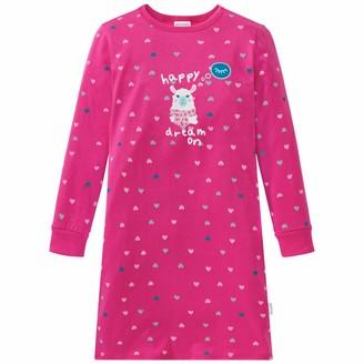 Schiesser Girl's Nachthemd 1/1 Night Shirt