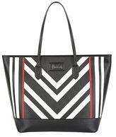 Harrods Niki Striped Shoulder Bag