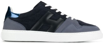 Hogan low top skater trainers